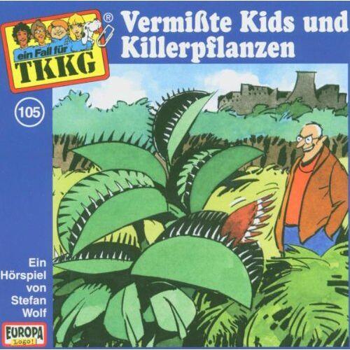 Tkkg 105 - 105/Vermisste Kids und Killerpflanzen - Preis vom 21.04.2021 04:48:01 h