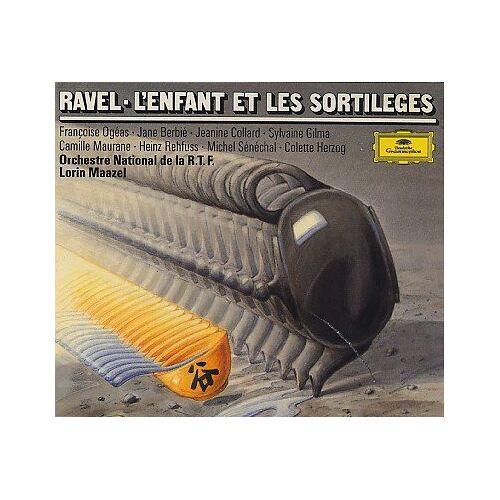 Maazel - L'enfant Et Les Sortileges (Ga - Preis vom 16.05.2021 04:43:40 h