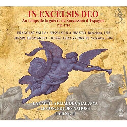 Jordi Savall - In excelsis Deo - Preis vom 12.04.2021 04:50:28 h