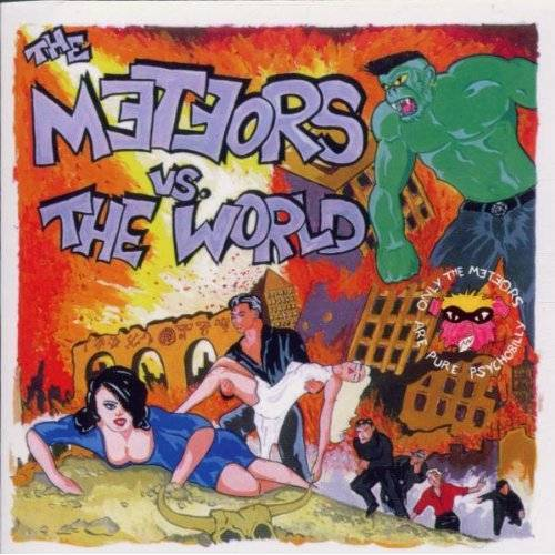 the Meteors - Meteors Vs the World - Preis vom 10.05.2021 04:48:42 h