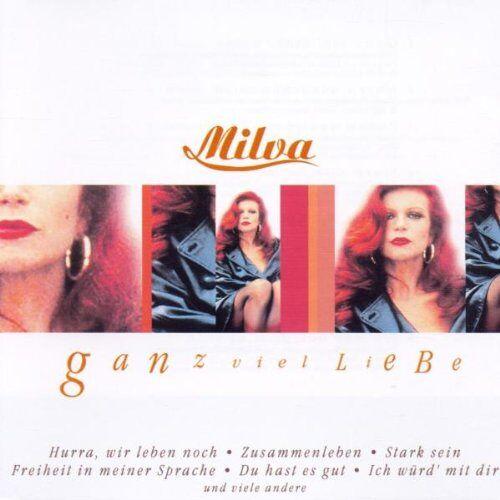 Milva - Ganz Viel Liebe - Preis vom 01.06.2020 05:03:22 h
