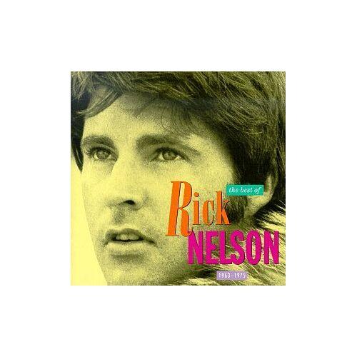 Rick Nelson - Best of Rick Nelson 1963-1 - Preis vom 12.05.2021 04:50:50 h