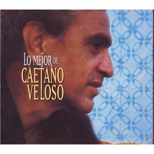 Caetano Veloso - Lo Mejor de Caetano Veloso - Preis vom 21.10.2020 04:49:09 h