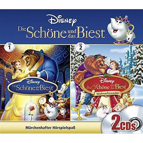 Disney Die Schöne und das Biest - Box - Preis vom 16.04.2021 04:54:32 h