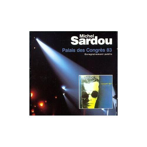 Michel Sardou - Palais des Congres 83 - Preis vom 21.04.2021 04:48:01 h