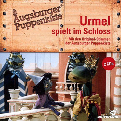 Augsburger Puppenkiste - Augsburger Puppenkiste: Urmel Spielt im Schloss-H - Preis vom 06.05.2021 04:54:26 h