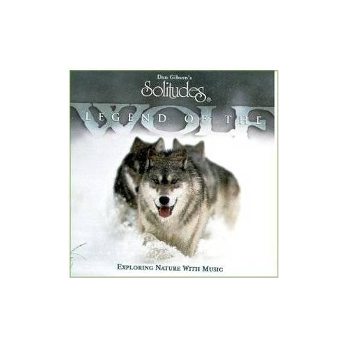 Gibson Dan Gibson's Solitudes - Legend of the Wolf - Preis vom 27.02.2021 06:04:24 h