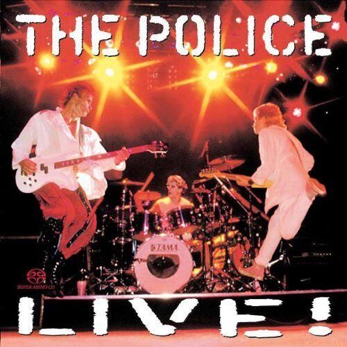 The Police - The Police Live! - Preis vom 05.09.2020 04:49:05 h