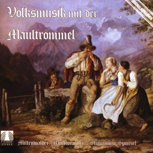 Mittenwalder Maultrommler - Volksmusik mit der Maultrommel - Preis vom 03.12.2020 05:57:36 h