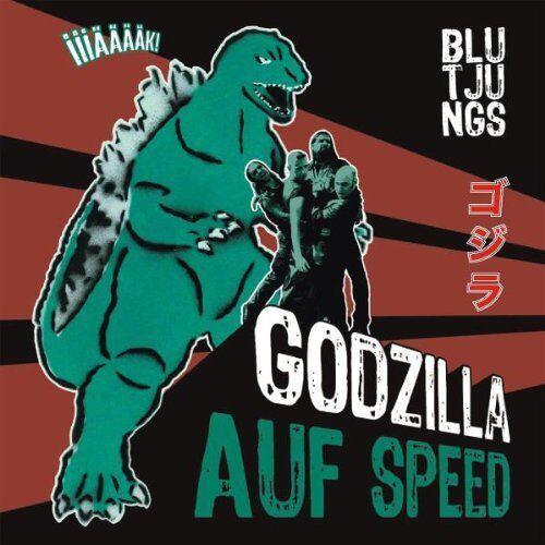 Blutjungs - Godzilla auf Speed - Preis vom 07.05.2021 04:52:30 h