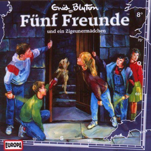 Fünf Freunde - 008/Und Ein Zigeunermädchen - Preis vom 04.09.2020 04:54:27 h