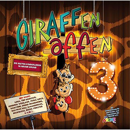 Various - Giraffenaffen 3 - Preis vom 20.10.2020 04:55:35 h