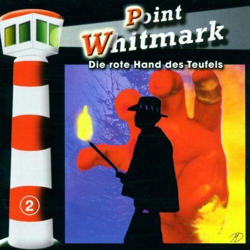 Point Whitmark - Point Whitmark-Folge 2: Die rote Hand des Teufels - Preis vom 06.05.2021 04:54:26 h