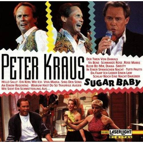 Peter Kraus - Peter Kraus-Sugar Baby - Preis vom 24.02.2021 06:00:20 h