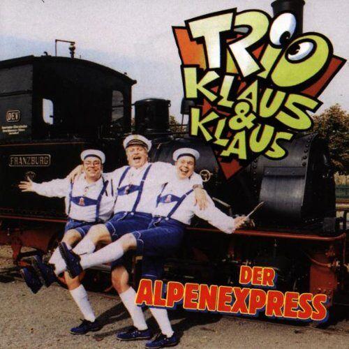 Trio Klaus & Klaus - Der Alpenexpress - Preis vom 24.02.2021 06:00:20 h