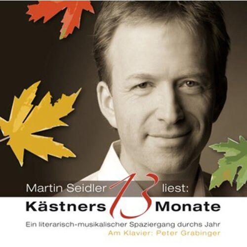 Seidler - Kaestners 13 Monate - Preis vom 20.10.2020 04:55:35 h