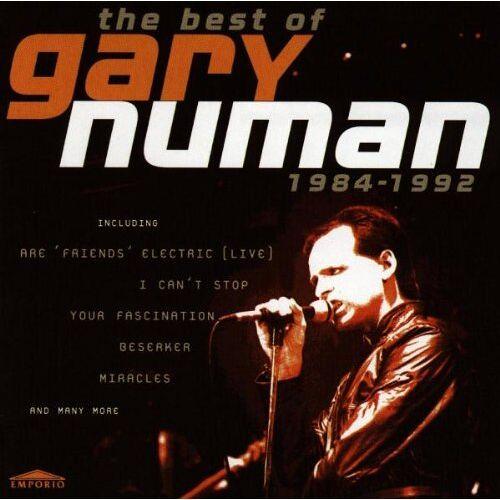Gary Numan - The Best of Gary Numan 1984-92 - Preis vom 30.05.2020 05:03:23 h