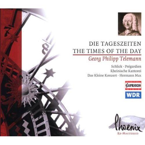 Schlick - Die Tageszeiten - Preis vom 04.09.2020 04:54:27 h
