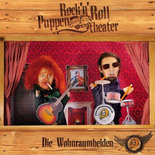 Wohnraumhelden - Rock'N'Roll Puppentheater - Preis vom 07.05.2021 04:52:30 h
