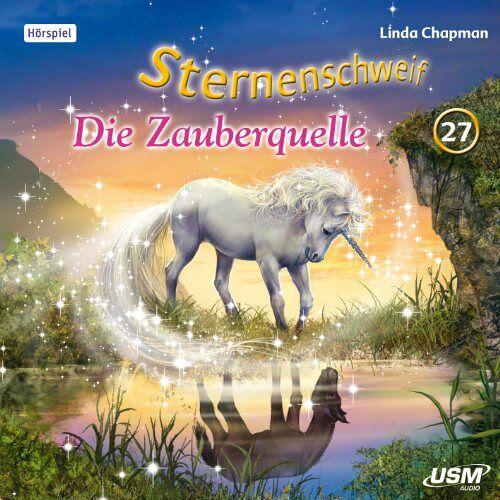 Sternenschweif - Folge 27: die Zauberquelle - Preis vom 28.02.2021 06:03:40 h