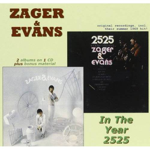 Zager & Evans - In the Year 2525 - Preis vom 17.01.2021 06:05:38 h