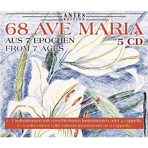 A.Chudak - 68 Ave Maria - Preis vom 23.01.2021 06:00:26 h