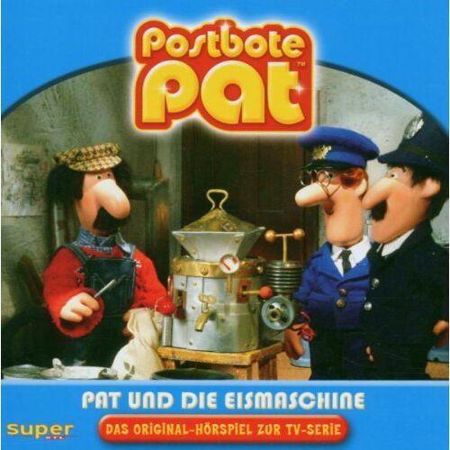 Postbote Pat - Postbote Pat : Pat und die Eismaschine - Preis vom 04.09.2020 04:54:27 h