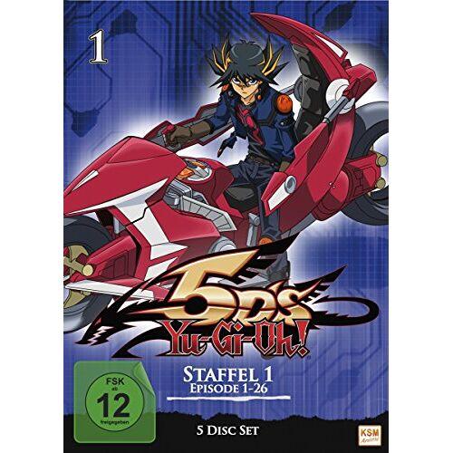 Katsumi Ono - Yu-Gi-Oh! 5D's, Vol. 1 [5 DVDs] - Preis vom 16.01.2021 06:04:45 h