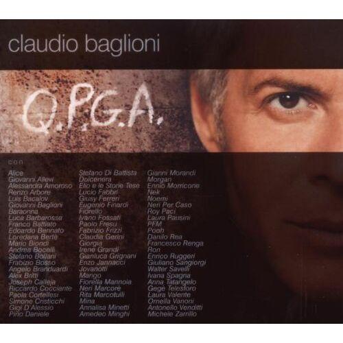 Claudio Baglioni - Q.P.G.A. - Preis vom 18.10.2020 04:52:00 h