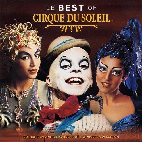 Cirque du Soleil - Best of Cirque du Soleil - Preis vom 03.09.2020 04:54:11 h