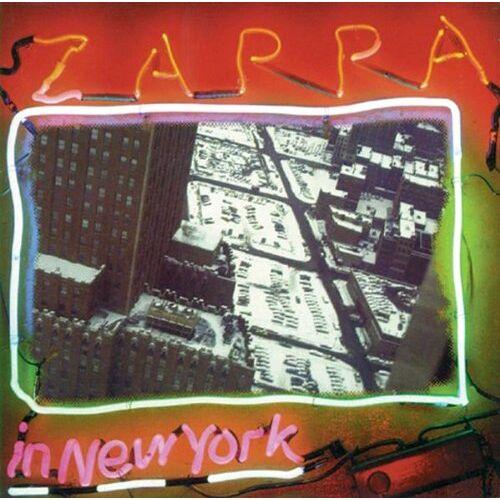 Frank Zappa - Zappa in New York - Preis vom 26.09.2020 04:48:19 h