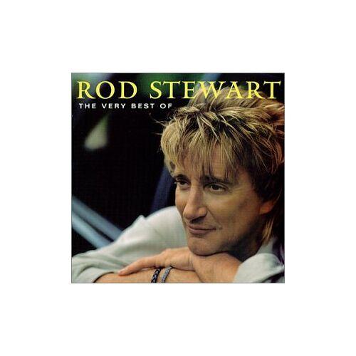 Rod Stewart - Voice: Very Best of Rod Stewart - Preis vom 06.05.2021 04:54:26 h