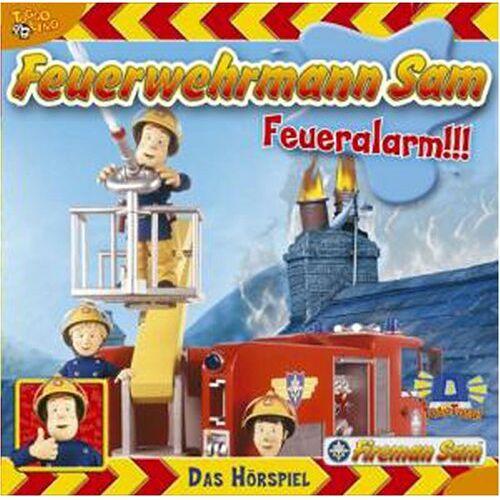 Feuerwehrmann Sam - Feueralarm!! ! das Hörspiel - Preis vom 18.04.2021 04:52:10 h