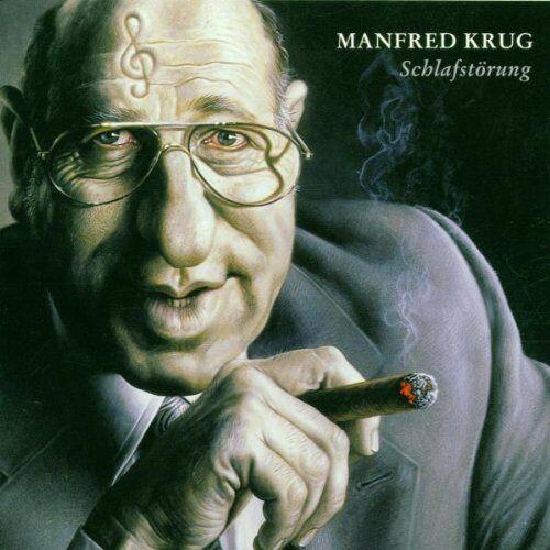 Manfred Krug - Schlafstörung - Preis vom 05.09.2020 04:49:05 h