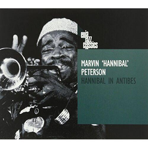 Peterson, Marvin Hannibal - Hannibal in Antibes - Preis vom 03.12.2020 05:57:36 h