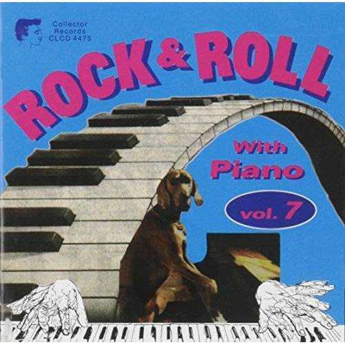 Rock - Vol.7-Rock & Roll With Piano - Preis vom 20.10.2020 04:55:35 h