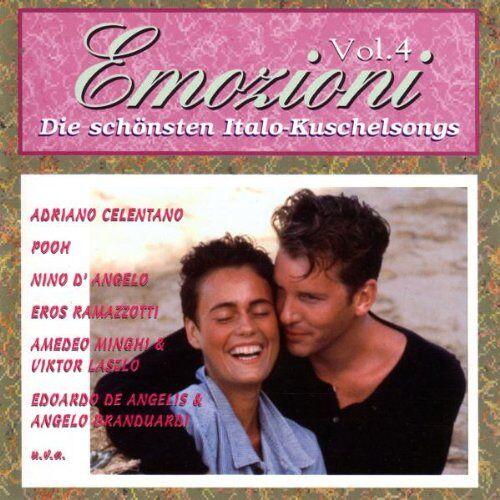 Various - Emozioni Vol.4 - Preis vom 13.01.2021 05:57:33 h