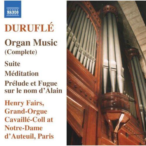 Henry Fairs - Komplette Orgelmusik - Preis vom 10.11.2019 06:02:15 h
