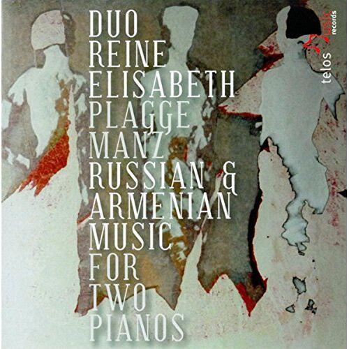 DUO Russische & Armenische Musik für 2 Klaviere - Preis vom 20.10.2020 04:55:35 h
