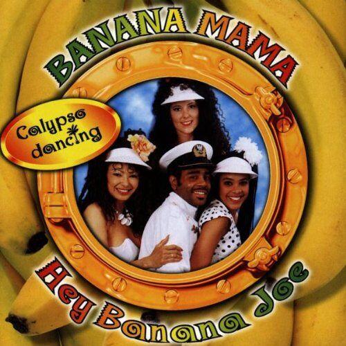 Banana Mama - Hey Banana Joe - Preis vom 20.10.2020 04:55:35 h