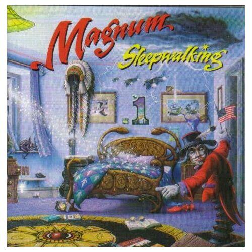 Magnum - Sleepwalking (1992) - Preis vom 06.05.2021 04:54:26 h