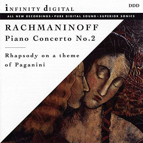 S. Rachmaninoff - Ct Pno 2/Rhaps Theme of Pagani - Preis vom 14.04.2021 04:53:30 h