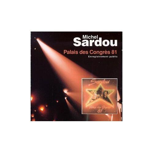 Michel Sardou - Palais des Congres 81 - Preis vom 21.04.2021 04:48:01 h