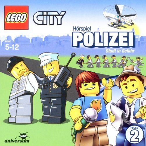 Lego City 2 Polizei - Preis vom 13.11.2019 05:57:01 h
