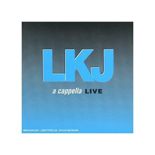 Lkj - A Capella Live - Preis vom 29.09.2020 04:52:24 h