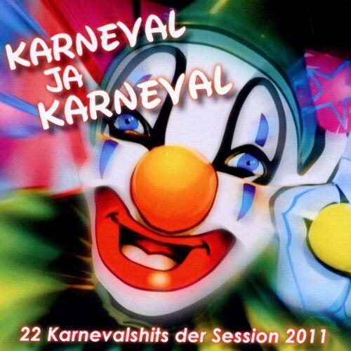 Various - Karneval ja Karneval - 22 Karnevalshits der Session 2011 - Preis vom 14.01.2021 05:56:14 h