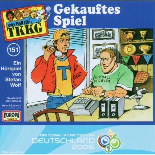 Tkkg - Tkkg 151-Gekauftes Spiel - Preis vom 20.10.2020 04:55:35 h