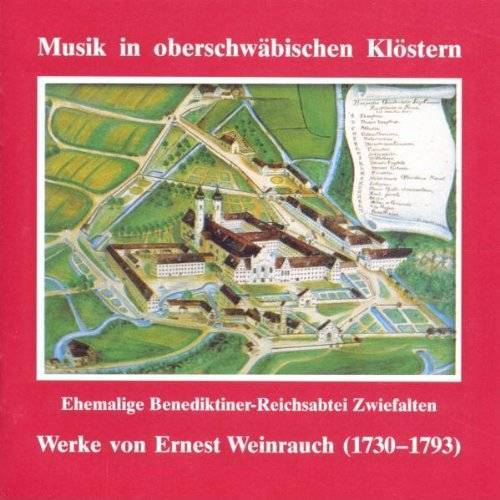 B. Huber - Musik in oberschwäbischen Klöstern - Zwiefalten - Preis vom 07.03.2021 06:00:26 h
