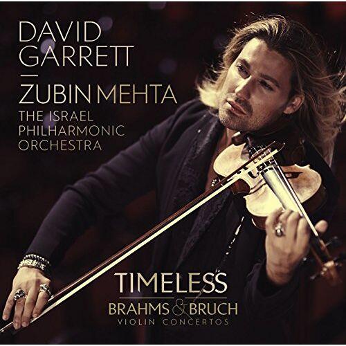 David Garrett - TIMELESS - Brahms & Bruch Violin Concertos - Preis vom 05.03.2021 05:56:49 h