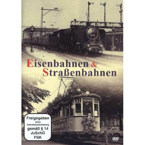 Various - Eisenbahnen & Straßenbahnen - Preis vom 21.01.2021 06:07:38 h